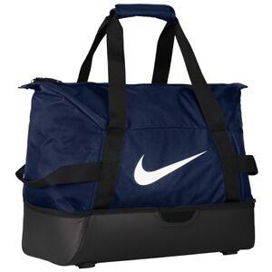 Nike club Team carcasa dura m bolsa Deportivo de viaje marino Black Ba5507-410