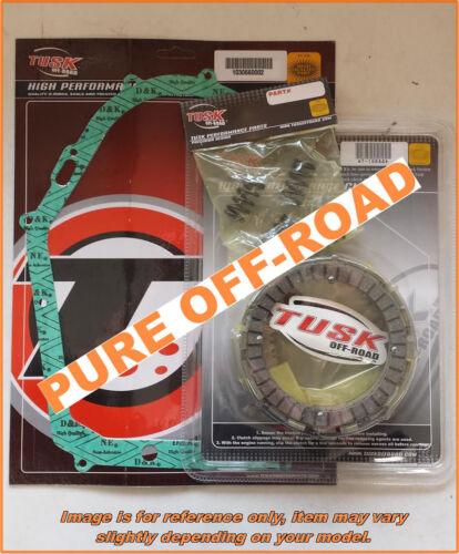 Yamaha YFZ450X 2010-2011 Tusk Clutch Kit Heavy Duty Springs /& Cover Gasket