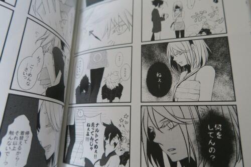 NARUTO doujinshi Sasuke X Sakura B5 18pages KANARIYA omaega orewo sonokini sas