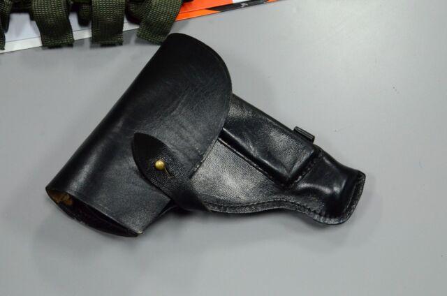 Authentic  Russian Makarov Military Black Marines Holster pistol