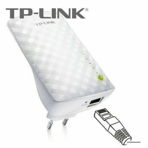 TP-Link RE200 Wifi Extender Premium Perfect Dual Band Range 2.4GHz /& 5GHn/_SU