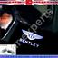 Door Led Projector Lights for Bentley Logo Shadow Laser Ghost Welcome Light Lamp