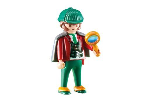 YRTS 6525 Playmobil ¡New! Detective con Lupa ¡Nuevo en Bolsa