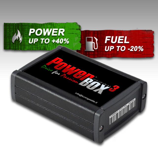 CHIP TUNING POWER BOX HYUNDAI > IX55 3.0 V6 CRDi 239 HP ecu remapping Chiptuning