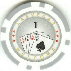 Las-Vegas-Welcome-poker-chips-roll-of-50-Gray-1