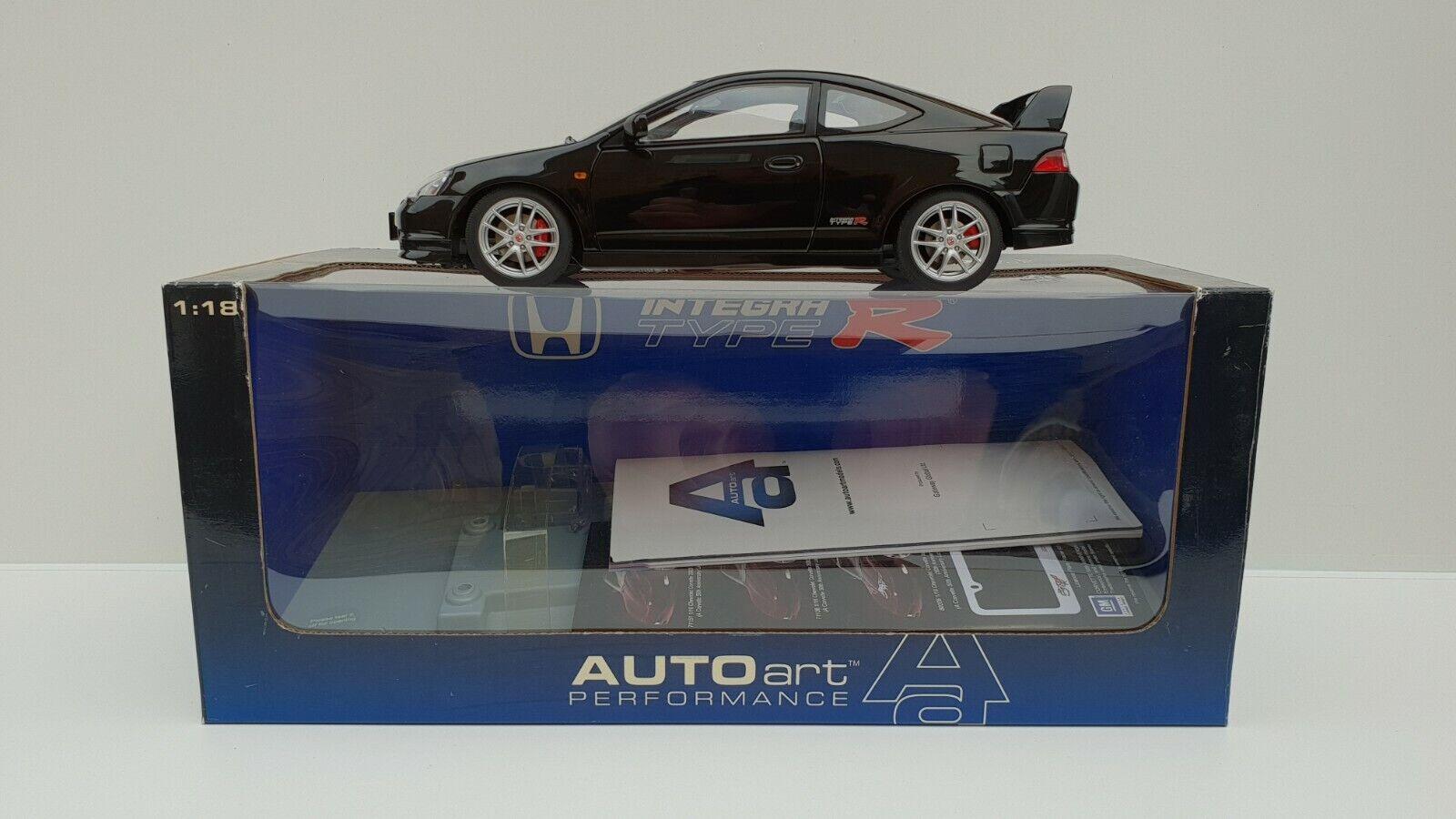1 18 bilArt Honda Integra typ R Svkonst