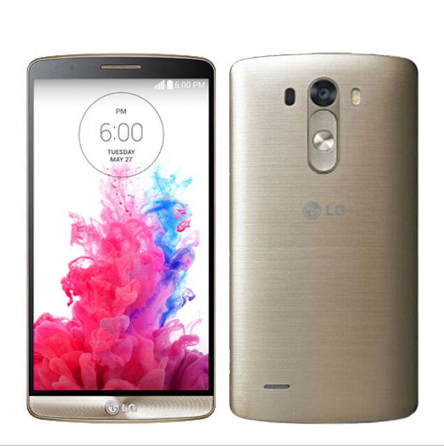 c65f7e9b220 LG G3 D855 32GB Shine Gold (Unlocked) Smartphone for sale online | eBay