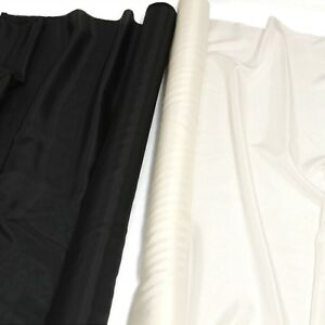 100 bemberg and skirt lining fabric 2 colors