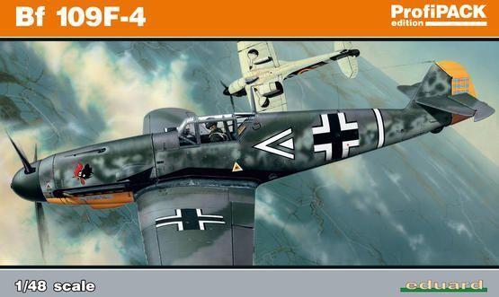 Eduard 1 48 Messerschmitt Bf 109F-4 K82114 -s