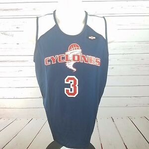 Youth-XL-Basketball-Reversible-Jersey-Cyclones-Shirts-amp-Skins-3