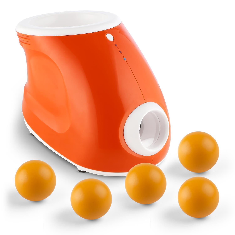 oneConcept Ma ne lanceballes pour  en  8 balles de rechange Ø 5cm orange