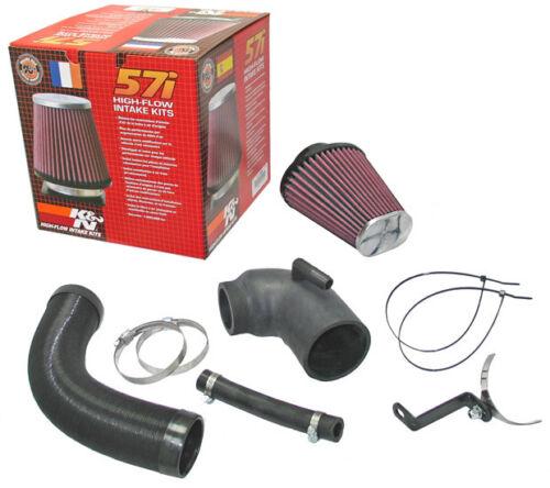 57-0673 K/&N 57i Kit Induzione Toyota Yaris 1.0L KN kit di aspirazione