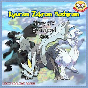 Pokemon-Sword-and-Shield-Shiny-Kyurem-Zekrom-Reshiram-6IV-Pokemon-Home-LEGIT