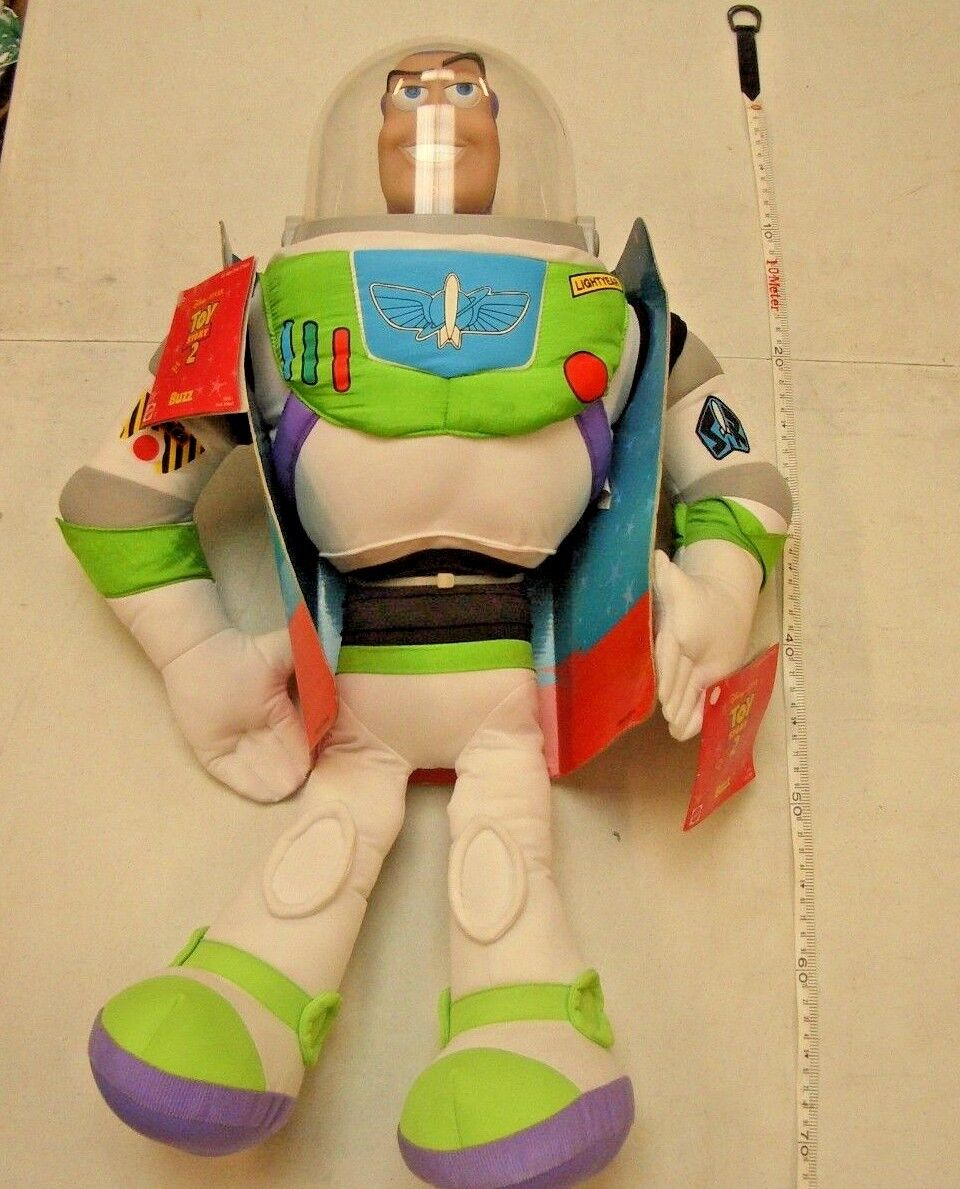mas preferencial Juguete Story 2 2 2 Buzz Lightyear Mattel Jumbo 26 pulgadas Figura  ventas en linea