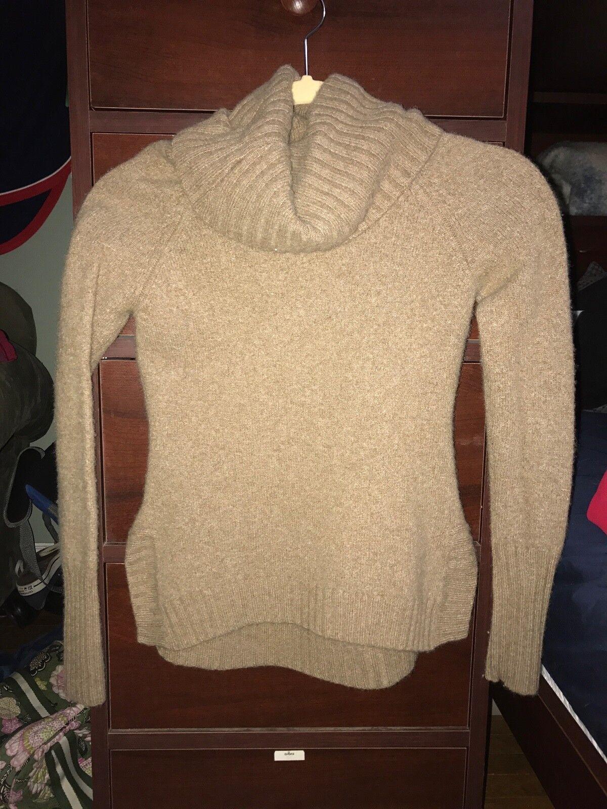 Goode Rider XS  acurrucarse  Suéter Suéter Suéter nunca usado muy cómodo 4c1dad