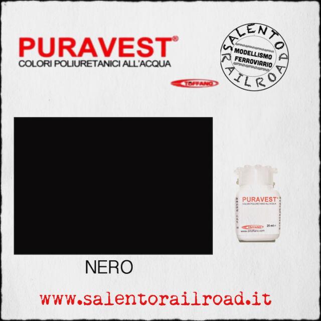MANSOUR PURAVEST colours 1412 Satin FS 25ml - 1110 BLACK