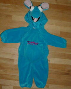 DISNEY STORE Bear Big Blue House TUTTER Fancy Dress ...