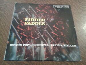 33-tours-arthur-fiedler-et-le-boston-pops-orchestra-fiddle-faddle