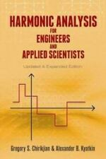 HARMONIC ANALYSIS FOR ENGINEERS AND APPLIED SCIENTISTS