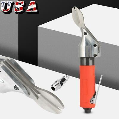 Air Scissors Straight Grip 16 Gauge Steel Scissor Metal Shear Air Compressor