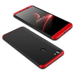 the best attitude bcec8 c8c38 Details about New For VIVO V7 Plus y79 3 in 1 Slim Shockproof Hard Armor  Full Body Cover Case