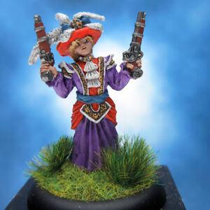Charlotte-Vane-painted-miniature-Steampunk-Steve-Jackson-Games