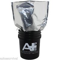 2 Pack - 5 Gallon Bucket Mylar Food & Grain Storage Bags 4.3 Mil Faraday Cage