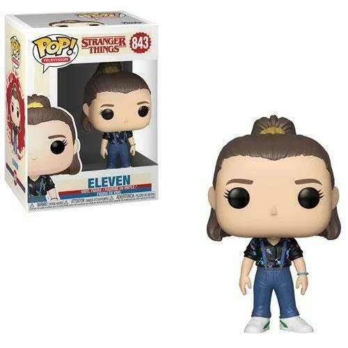 Stranger Things ELEVEN S3 MALL OUTFIT Pop Funko Pop Vinyl Figure IN STOCK NOW