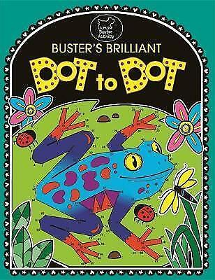 1 of 1 - Buster's Brilliant Dot To Dot, , Excellent Book