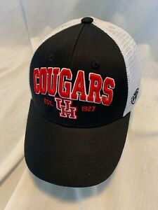 new styles 90926 47ece Image is loading TOP-OF-THE-WORLD-HOUSTON-COUGARS-NCAA-BLACK-