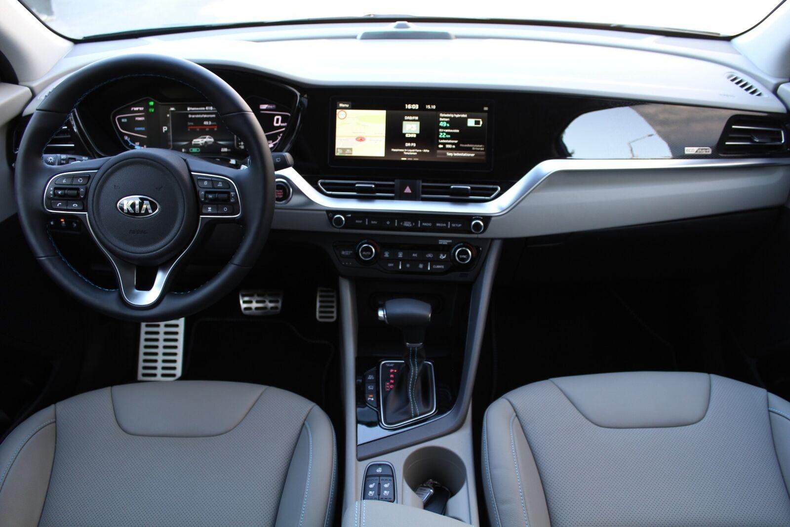 Kia Niro 1,6 PHEV Premium DCT - billede 7