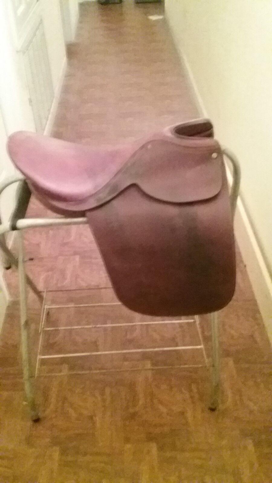 21 Crump inch Crump 21 Equitation Saddle 8b4a2d