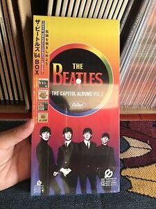 The Beatles – The Capitol Albums Vol.1 4988006824768 JAPAN 4CD Box Set SEALED