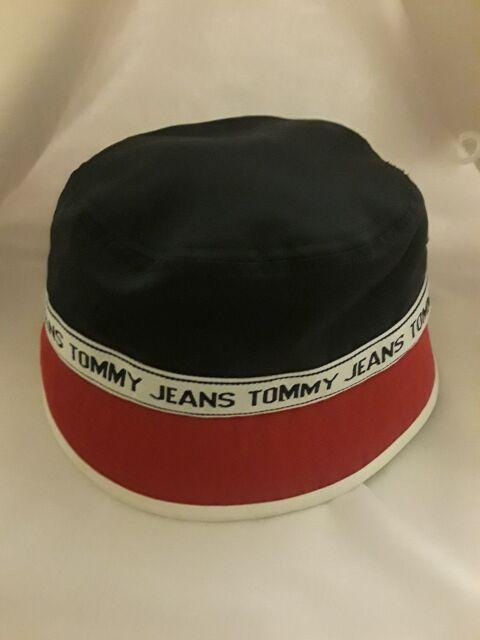 Buy Tommy Jeans Bucket Hat Spellout Logo Tape online  d4eea853a59