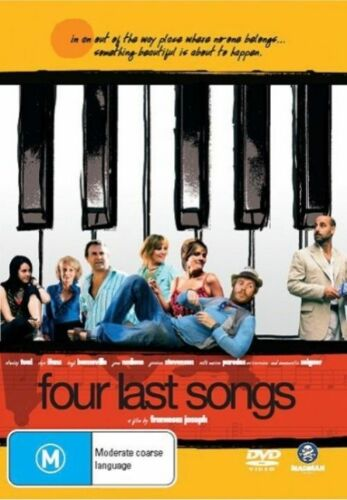 1 of 1 - Four Last Songs (DVD, 2006) R4