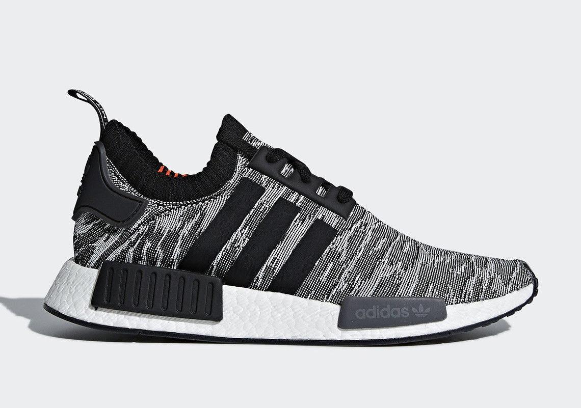 Adidas nmd glitch r1 pk schwarze graurote glitch nmd camo größe 13.cq2444.ultra - förderung 0bface