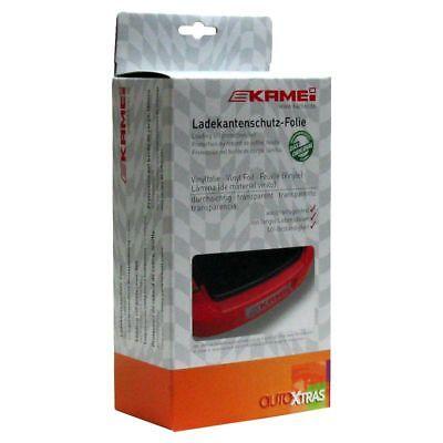 Ladekantenschutz für FORD FIESTA 3Tuerer Schutzfolie Transparent Extra Stark 240