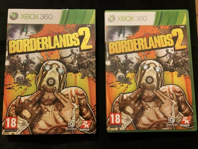 Borderlands 2 - Jeu Xbox 360 Complet Comme NEUF