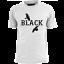 MENS BLACK CROWS ROCK T SHIRT HENDRIX COBAIN MORRISON BOWIE