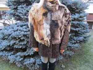 Coat Rossa Pelle Volpe 44 Fox E Pelliccia Tg Giacca Con 1TqSnSx