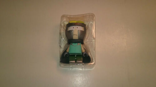 McFarlane South Park Holding Cell Construction PROFESSOR CHAOS BUTTERS Figure