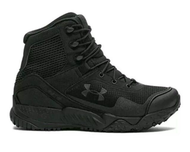 Under Armour Valsetz RTS Boot Women's Size 10.5 Black 1250592-001 NEW Boots