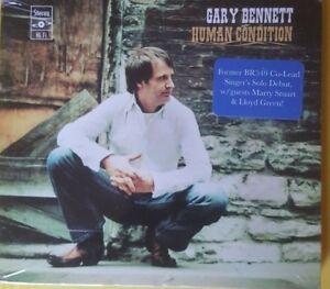 Gary-Bennett-Human-Condition-NEW-CD