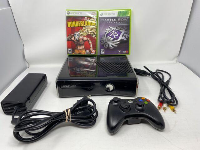 Microsoft Xbox 360 S 250 GB Black Console for sale online ...