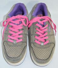 Kikkor Eppik 2.0 Breathe Gray/Purple Golf Shoes Pink Laces Men's Size 8