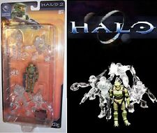 HALO CAMO MINI SET 5 PACK Campaign (1 2 3 4 5 reach wars figures) joyride 2005