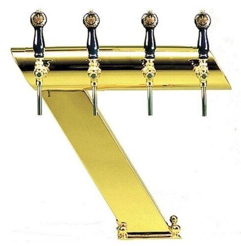 """Beer Dispensing Gas Pump /""""Zumba/"""" CNS Gilt 4-ltg"""
