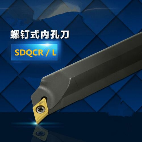 S20R-SDQCL11 20×200mm HOLDER CNC lathe tool  lathe 107.5° FOR DCGT//DCMT11T3