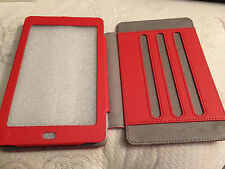 Nexus 7 Travel Cover Case with Stand Google Genuine RED NEW
