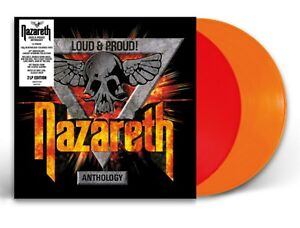 Nazareth-Loud-amp-Proud-New-Coloured-180g-Vinyl-2LP